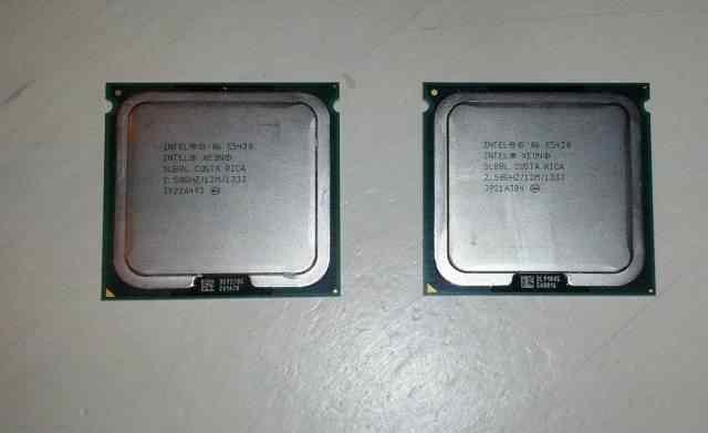 Intel xeon E5420 2.5Ghz/1333/2x6 LGA-771
