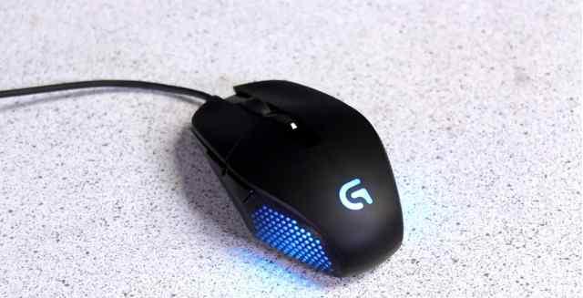 мышку Logitech G302 daedalus prime