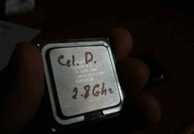 Celeron D 336 s775