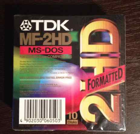 TDK MF-2HD