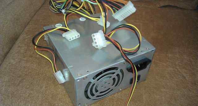 Блок питания sparkman ATX 250 ватт