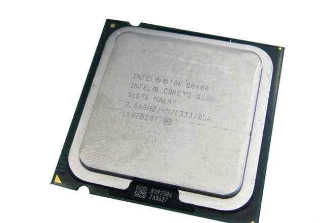 Процессор Intel Core 2 Quad Q8400 2.66GHz LGA775