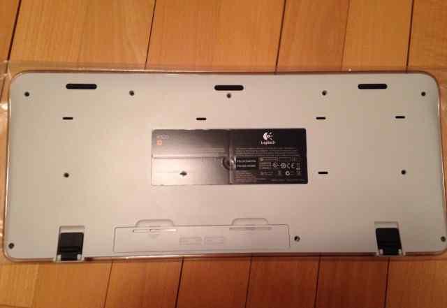 Новая беспроводная клавиатура Logitech K520
