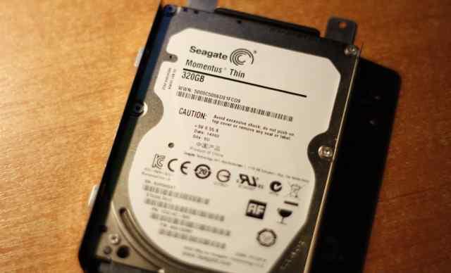 Seagate 320GB
