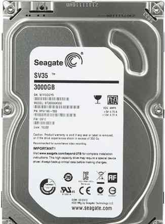 Seagate sv35 3tb