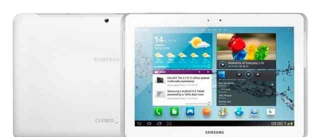 Планшет Samsung galaxy gt-p5100