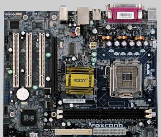 MB Foxconn 6497MB-ERS + Intel Pentium 4 3.0GHz