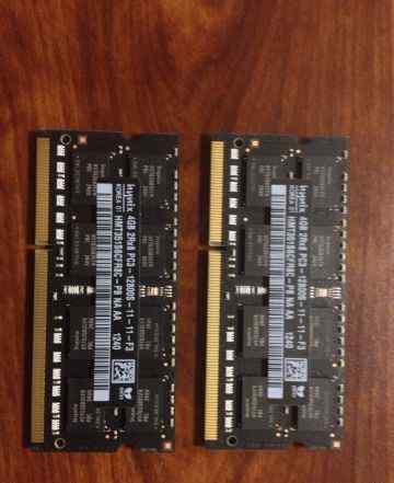 Память для iMac 2012 года 4 gb 12800s 2 планки