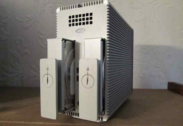 LaCie 2big 8TB Thunderbolt