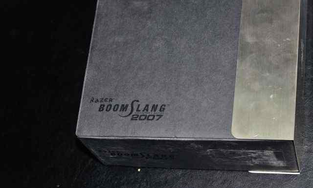 Razer Boomslang 2007 Collectors Edition