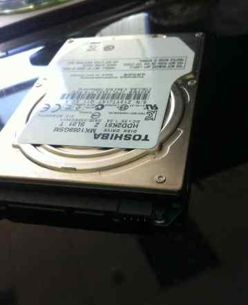 Жесткий диск для ноутбука. 1TB. Toshiba