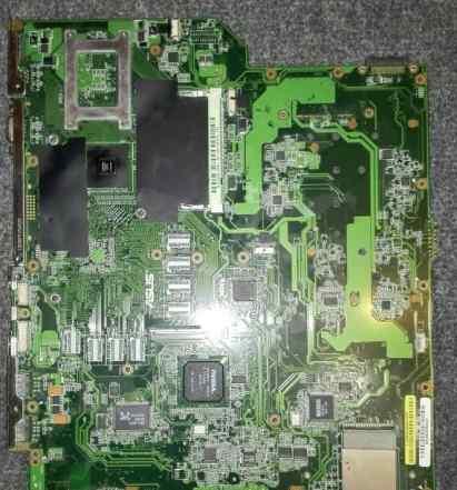 Материнка с ноутбука Asus A7M