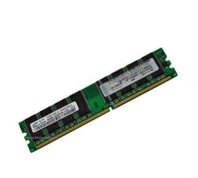 Память серверная DDR2 REG ECC модулями по 1-4 Гб