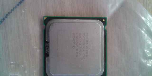 Процессор Intel E5200 dual core 2500