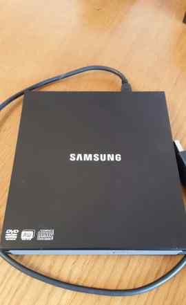 Внешний привод Samsung DVD-RW slim