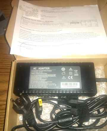 Зарядное устройство для Lenovo Z710 20V 6.75A 135W