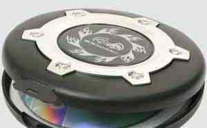 Футляр Koto для хранения 12 CD дисков