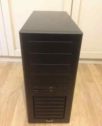 Корпус Lian Li PC-A6010B Black