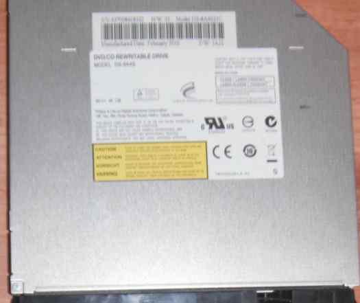 Оптический привод DVD ROM ds-8a4s21c