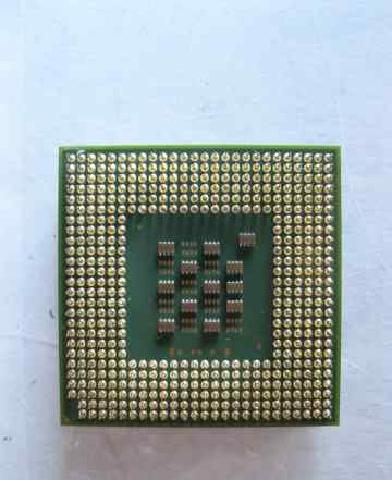 Процессор intel MC 01 Pentium 4