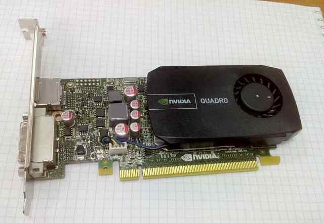 Nvidia Quadro 600. Профессиональная карта для сапр
