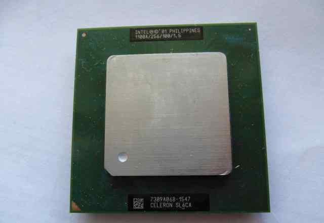 Intel Celeron 1.1GHz (Tualatin) Socket 370