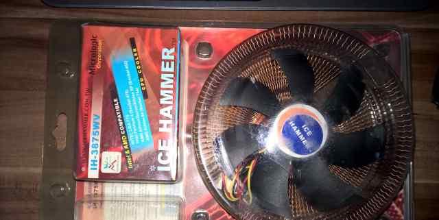 Кулер для процессора ICE Hammer IH-3875WV