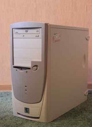 Системный блок Intel Pentium4 - 3000mhz, 120Gb HDD