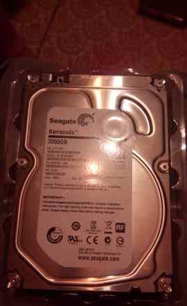 HDD диск seagate 3000gb sata3