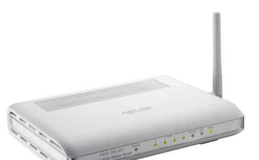 WiFi-роутер asus DSL-G31