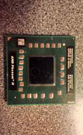 Процессор для ноутбука AMD Phenom II N930