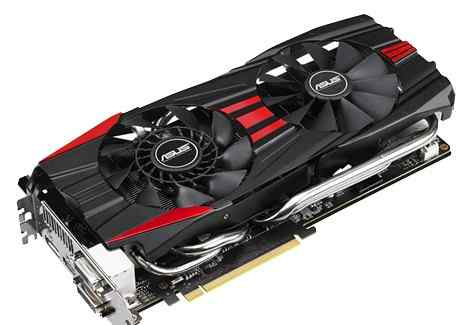 Asus GeForce GTX 780 Ti dcii