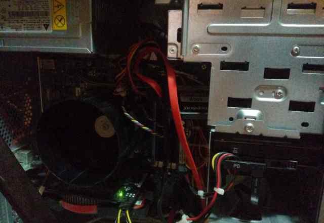 Мощный компьютер на базе процессора Intel Core i3