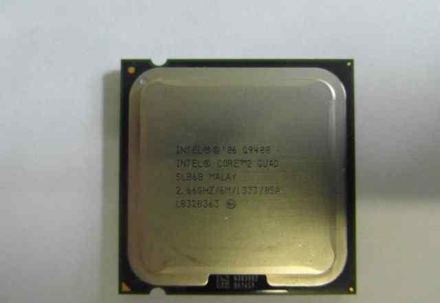 Intel Core 2 Quad Q9400 Yorkfield 2667MHz, LGA775