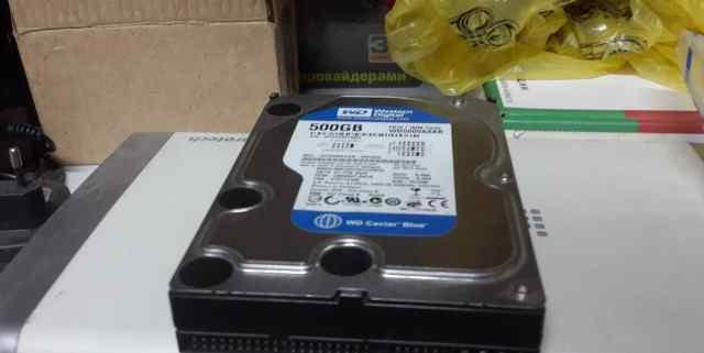Жесткие диски IDE 500GB