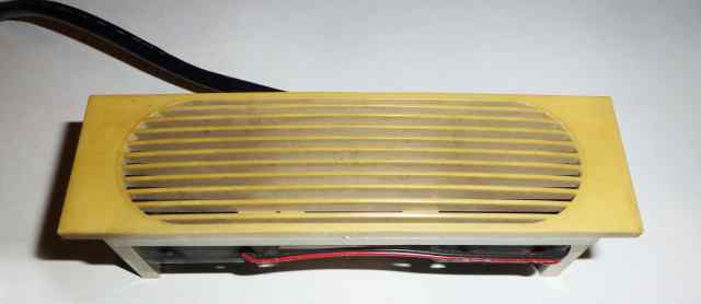 Панель 5.25 с вентиляторами