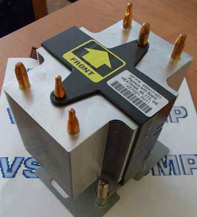Радиатор для ML310 G5 (450417-001 )