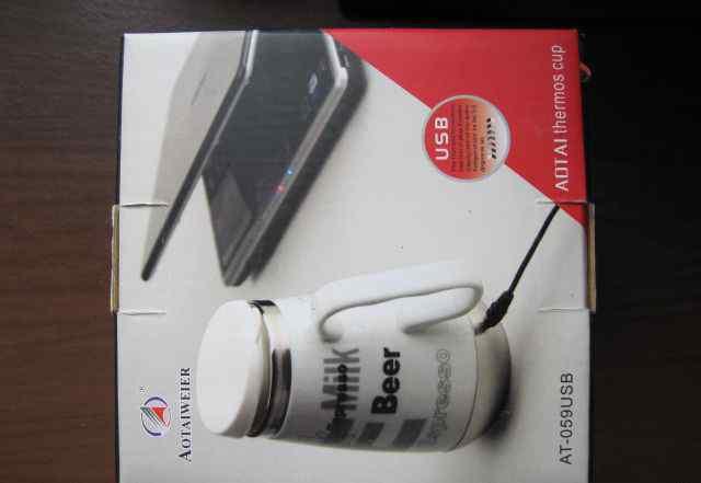 USB-кружка/термос Aotaiweier AT-059USB