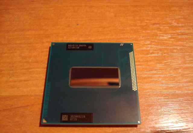 Процессор для ноутбука Core i7 3610QM