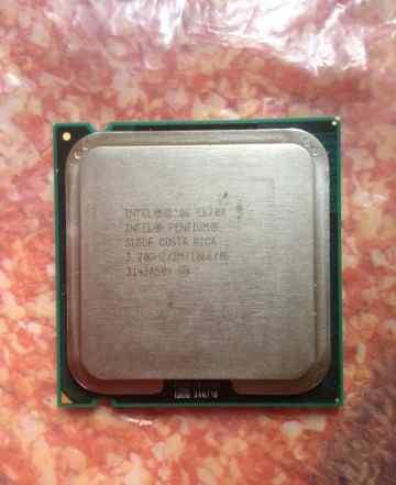 Cpu intel pentium e6700