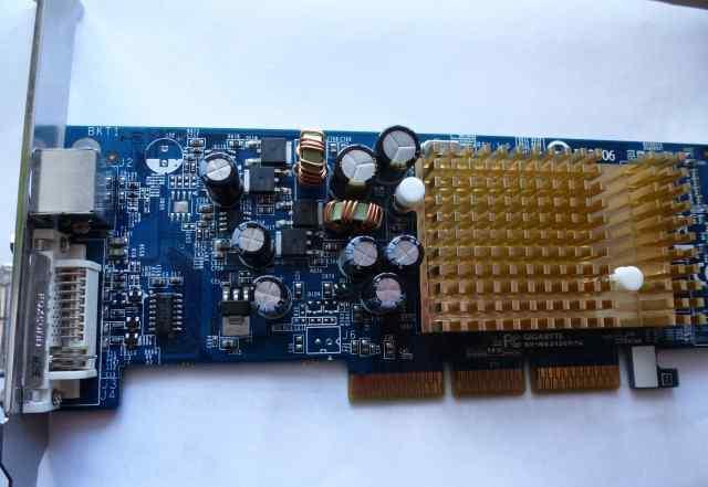 AGP-видеокарта Gigabyte GV-N62128DP2