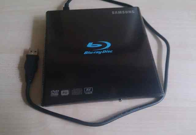 Пишущий внешний BD-привод Samsung SE-506