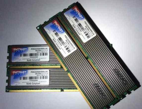 Оперативная память dimm DDR2 1gb 800MHz 4-4-4-12