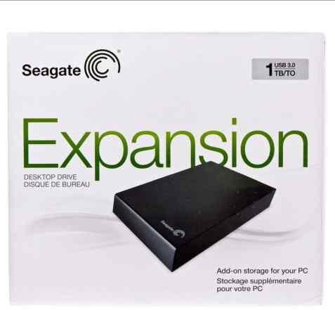 Seagate Expansion с коллекцией фильмов HD 3D