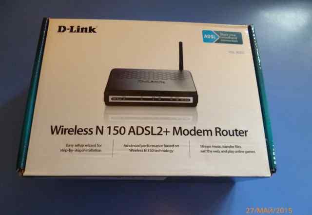 Wireless N 150 adsl2 + Modem Router