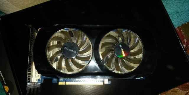 Gigabyte Geforce 460GTX