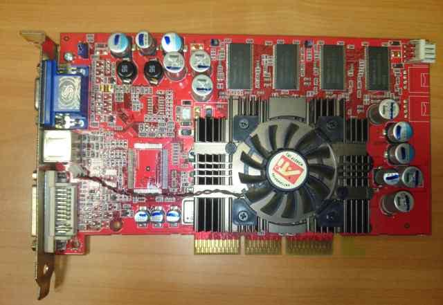 Radeon 9800 128Mb AGP