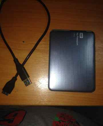 Western Digital My Passport Ultra 2.5