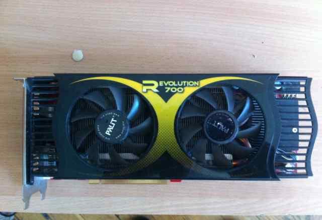 R700 deluxe HD4870X2 2048M DDR5 512B