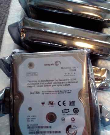 HDD Seagate 320gb 7200.3 2.5